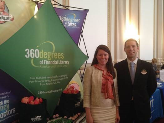 2015 Capitol Hill Financial Literacy Day