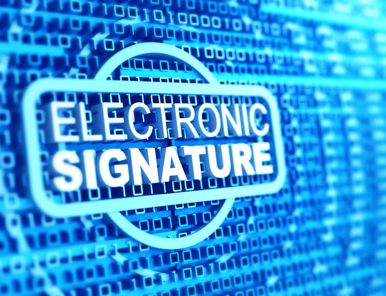 Aicpa Confirms Digital Signatures Allowed For Irs Form 8879