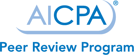 AICPA Peer Review Program logo