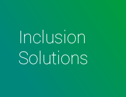 Inclusions Solutions Newsletter