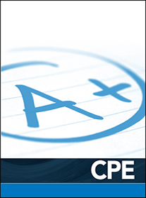 Self-study ethics exam for CPA Certificate