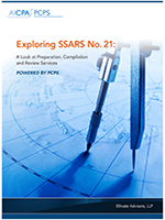 Navigate SSARS 21 toolkit resources
