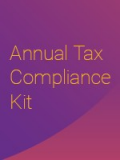 Annual Tax Compliance