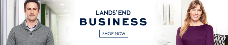 Land's End Business Outfitters - AICPA Members Receive Enhanced Savings and Special Offers. Learn More